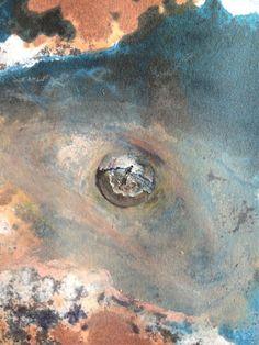 Gold Seeker, 2012 (Detail), Latifa Medjdoub