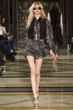 Felder Felder London Fashion Week AW '15'16