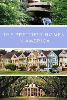The Prettiest Homes in America via @PureWow