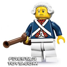 LEGO Minifigures - Revolutionary Soldier