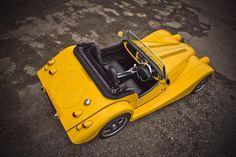 2017 Morgan electric concept car