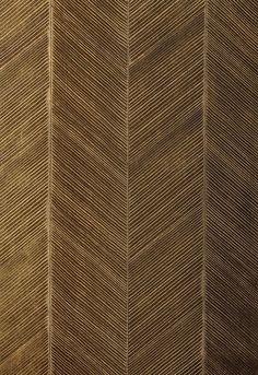 FSchumacher Wallpaper 5005653 Chevron Texture Burnished Bronze Bronze Wallpaper, Gold Chevron Wallpaper, White And Gold Wallpaper, Herringbone Wallpaper, Herringbone Pattern, Wall Wallpaper, Textured Wallpaper, Textured Walls, Unique Wallpaper