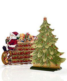 Villeroy & Boch 2013 Advent Calendar, 25 Piece Set