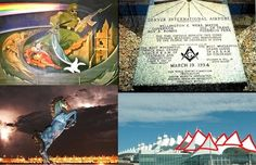 The Denver airport | 33 Signs The Illuminati Is Real