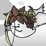 Super Smash Boos - Pit by PeekingBoo.deviantart.com on @DeviantArt