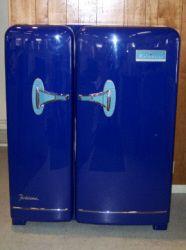 Antique Vintage Appliances - Antique Refrigerators - Antique Stoves