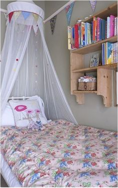 Children's room in an english country house