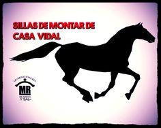 Sillas de montar de Casa Vidal. Artesanas, las mejores monturas en exclusiva para Guarnicionería De Arena y Sal. http://www.dearenaysal.com/es/tienda-online?page=shop.browse_id=270