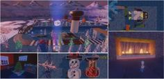 """Five New Disney Infinity """"North Pole Challenge"""" Toy Boxes"""
