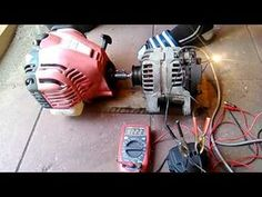 make a home solar system 12v Generator, Power Generator, Diy Electronics, Electronics Projects, Homemade Generator, Off Grid Solar, Grid Tool, Energy Projects, Electrical Energy
