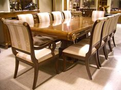 New Empire Dining Room Series [Furniture]
