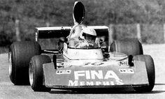 1974 Dieter Quester, Memphis Team Surtees, Surtees T16 Ford