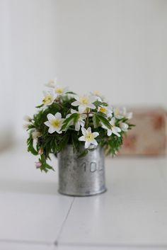 dd666da86e ℋemma ɦos ℳoгmoг ℳäгta Rustic Flower Arrangements