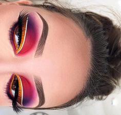 Eye Makeup For Green Eyes And Dark Hair; Eyeliner Pencil Loreal unless Eyeliner Brush Flipkart White Eye Makeup, Beautiful Eye Makeup, Glam Makeup, Makeup Inspo, Beauty Makeup, Hair Makeup, Makeup Ideas, Makeup Trends, Make Up Yeux