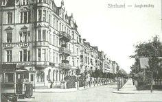 Jungfernstieg in Stralsund