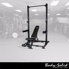 Earlier this month #BodySolid launched a brand new full commercial product: the Body-Solid ProClub Line SPR500 Commercial Half Rack. Learn more about this new half rack the attachments and pre-built packages at bodysolid.com or click the link in bio.  #bodysolid #builtforlife #powerrack #halfrack #halfracks #commercial #commercialequipment #fitnessequipment #fitness #gym #gyms #homegyms #homegym #powerracks #powerrackstrength