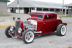 My First Bloggy Experience: 1932 Ford Model B / 18 2-Door Coupe ...