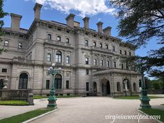 Touring The Breakers and Cliff Walk in Newport, RI - Sweet Pea Marble House, Never The Same, Bedroom Pictures, Floating, Beautiful Ocean, Rhode Island, Touring, 2x4 Bench, Sliding Drawers