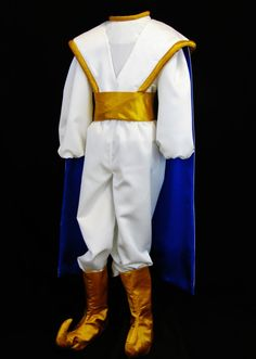 Adult Arabian Prince Costume Custom Made by NeverbugCreations, $700.00 #Aladdin #Disney #Cosplay