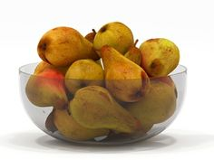 SmallAccents Pears 3d model |  N/A