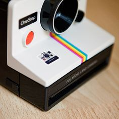 I actually have a Polaroid camera. The only problem is I ran out of film. And it costs A LOT of money.