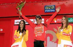 Anton maglia rossa - Vuelta 2010