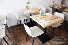Afbeeldingsresultaat voor restaurant tafel van zwaartafelen