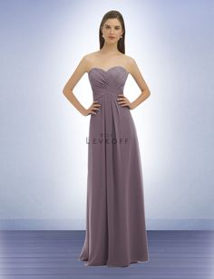 Bridesmaid Dress Style 329 in Victorian Lilac