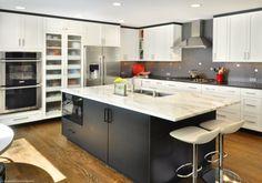 die besten 25 granit arbeitsplatte ideen auf pinterest moderne k chen arbeitsplatten aus. Black Bedroom Furniture Sets. Home Design Ideas