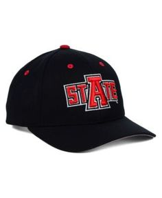 Zephyr Arkansas State Red Wolves Competitor Cap - Black Adjustable
