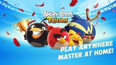 Angry Birds Friends (MOD, Unlimited Money) is a game not too new to the Angry Birds player community around the world, was publisher by Rovio. Angry Birds, Birds 2, Test Card, Android Apk, Mobile Game, Free Games, Friends, Xbox One, Cover