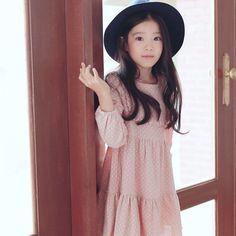 Girls Fashion Clothes, Kids Fashion, Girl Outfits, Fashion Outfits, Asian Kids, Asian Babies, Cute Kids, Cute Babies, Girl Cartoon Characters