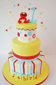 first birthday cake - Yahoo Search Results
