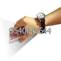 Sunrise Techvision store are pleased to inform our customers that we have designed the wrist watch scanner device as per their needs and requirements. This watch poker device covers a wide range to easily scan the pack of cards. It can provide the exact card details to the user for win lots of money by cheat in all poker games. Visit us for more information: http://www.spycheatingplayingcards.com/spy-playing-cards-in-ludhiana.html