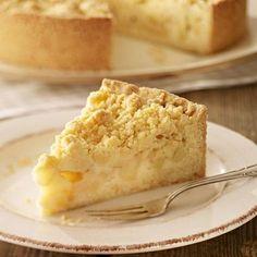 Streusel-Apfel-Kuchen - Ein saftiger Apfelkuchen für Gäste