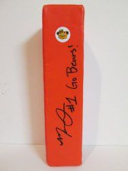 "#Marvin #Jones #Autographed #CalBears  Logo #Football #Touchdown #End #Zone #Pylon Featuring ""Go Bears!"" Inscription with Proof Photo of Signing! #CincinnatiBengals #Cincinnati #Bengals #WhoDey  #NCAA #NCAAFootball #NFL #Signed #Free #Shipping Just $89.99  Click Here: http://www.southwestconnection-memorabilia.com/Marvin-Jones-Autographed-Signed-California-Golden/M/B0094JIJME.htm"