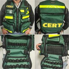 "13 gilla-markeringar, 5 kommentarer - TheVestGuy (@thevestguy) på Instagram: ""Our brand-new product a CERT Medic Vest. We modified our Flight Medic Vest with the colors of the…"""