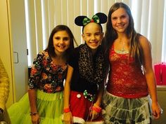Angela Michaud was diagnosed with leukemia in October. Today, while undergoing inpatient chemotherapy at UC Davis Children's Hospital, she turns 13. To celebrate, she plans and executes an elaborate party with friends, games, snacks and costumes for all who enter her room.