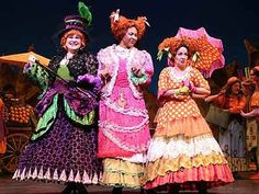 Rodgers & Hammerstein's Cinderella national tour (3 ugly step-sisters)