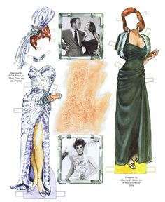 Arlene Dahl by Norma Lu - Katerine Coss - Picasa Web Albums