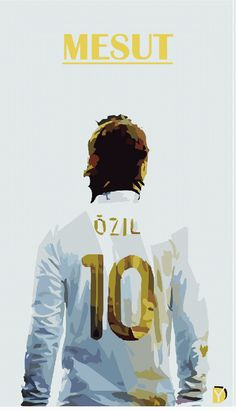 Mesut #Ozil (Real Madrid)