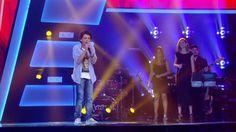 "The Voice Kids | Luísa Costa canta ""Fly me to the moon"" na Audição do The Voice Kids | Globo Play"