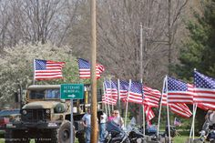 2010 Ride For The Troops Run Kokomo, Indiana USA #Motorcycles, #Patriotic, # Troops