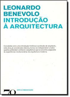 Concebida como uma introdução histórica à profissão de arquitecto, esta obra, já considerada clássica, tornou-se indispensável a todos quantos pretendam conhecer a arquitectura que se encontra subjacente às experiências revolucionárias da arquitectura moderna.