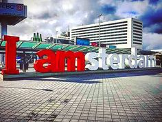 Inderr Amsterdam  #travel #atterrati #amsterdam #amsterdamairport #scrittaamsterdam #instamoment #photo #febraury #24febbraio #friends #viaggio #sconnessione #arrivati #arrivatiadestinazione #napoletaniadamsterdam #instagram by monika19g