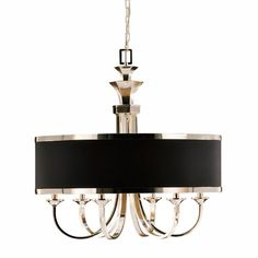 the tuxedo chandelier