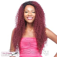 It's A Wig Synthetic Lace Front Wig Swiss Lace Baden