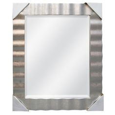 Allen roth hagen 28 in w x 34 in h espresso rectangular for Mirror 84 x 36