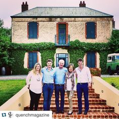 Thank you so much @quenchmagazine we are very proud to be apart of Australia's First Family of Wine #affw @affwine by jimbarrywines