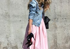 A Fashion Love Affair - Posts - tickled pink.